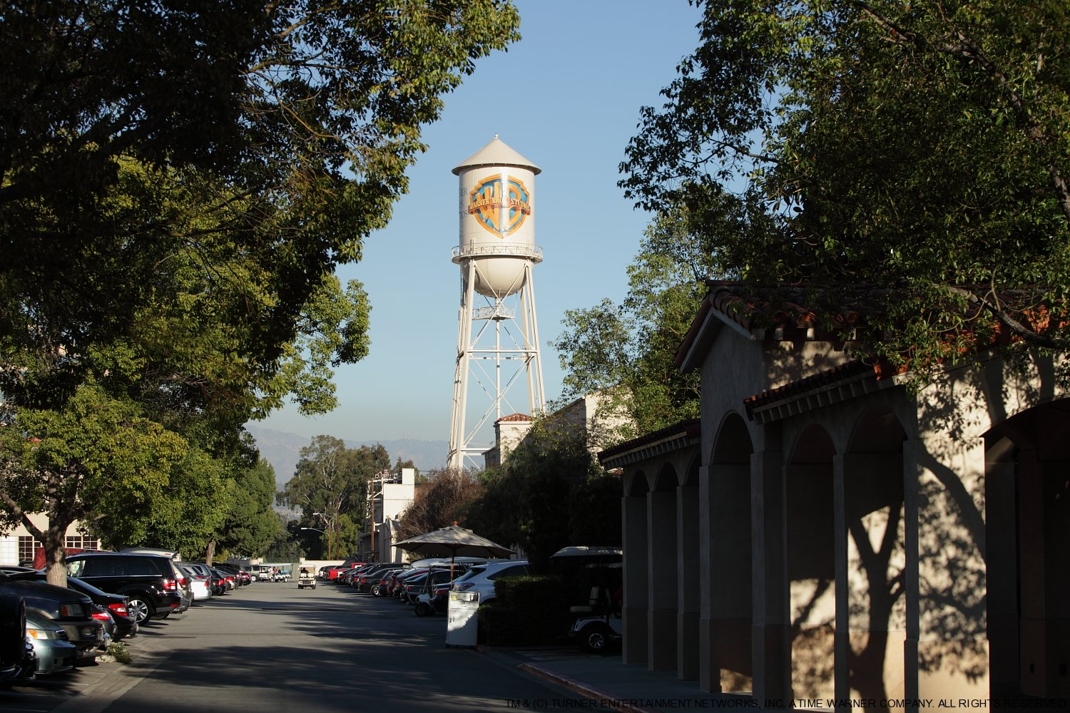 how to get to warner brothers studio from hollywood